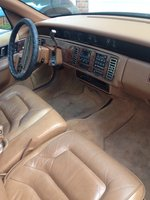 Picture of 1991 Buick Regal 4 Dr Limited Sedan, interior