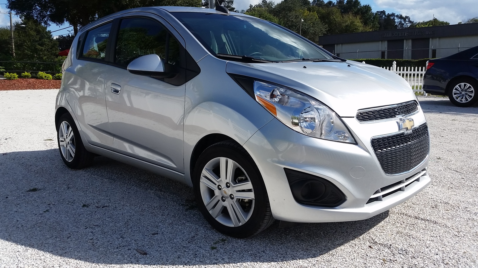 Picture of 2015 Chevrolet Spark 1LT