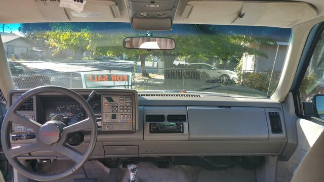 1994 Chevrolet Blazer Pictures C985 on 1992 chevrolet k1500 pickup no