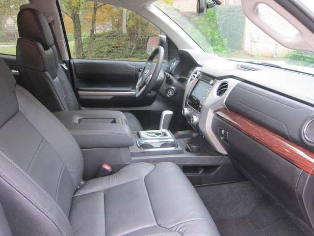 Toyota Tundra Double Cab Interior | www.imgkid.com - The ...