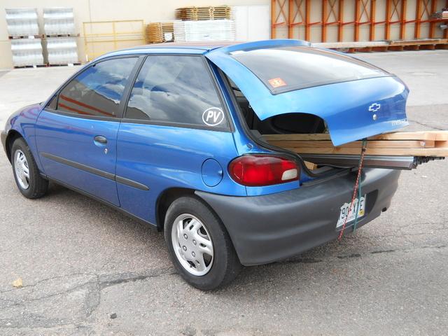 Picture of 2000 Chevrolet Metro 2 Dr STD Hatchback, exterior