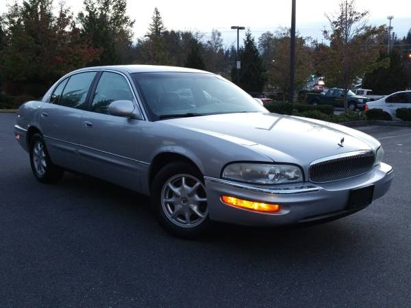 Picture of 2003 Buick Park Avenue FWD