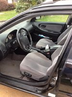Picture of 2001 Nissan Maxima SE, interior