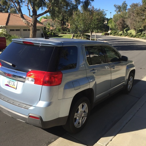 Picture of 2014 GMC Terrain SLE1, gallery_worthy