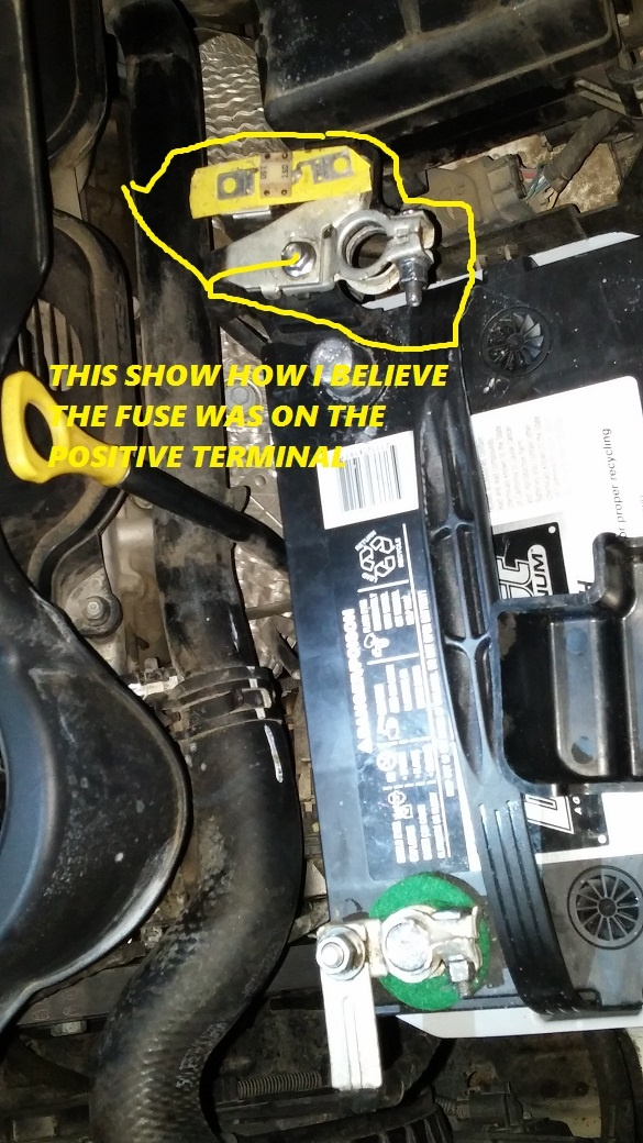 kia sorento questions positive battery cable amp fuse