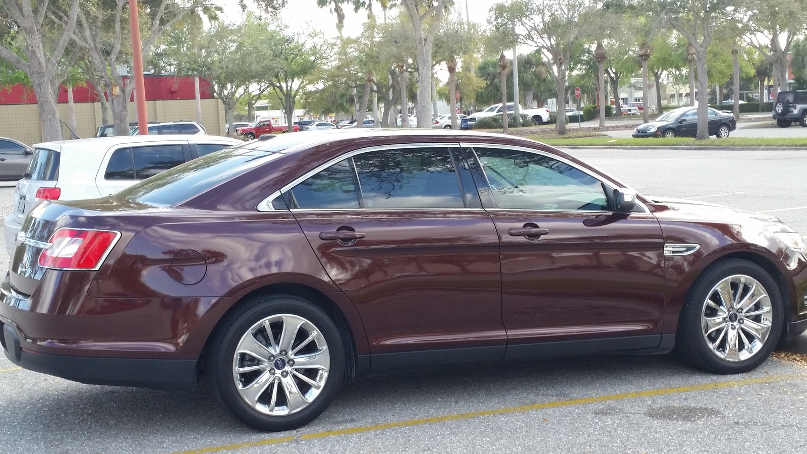 Where can i find the factory keyless entry code for 2012 taurus limited