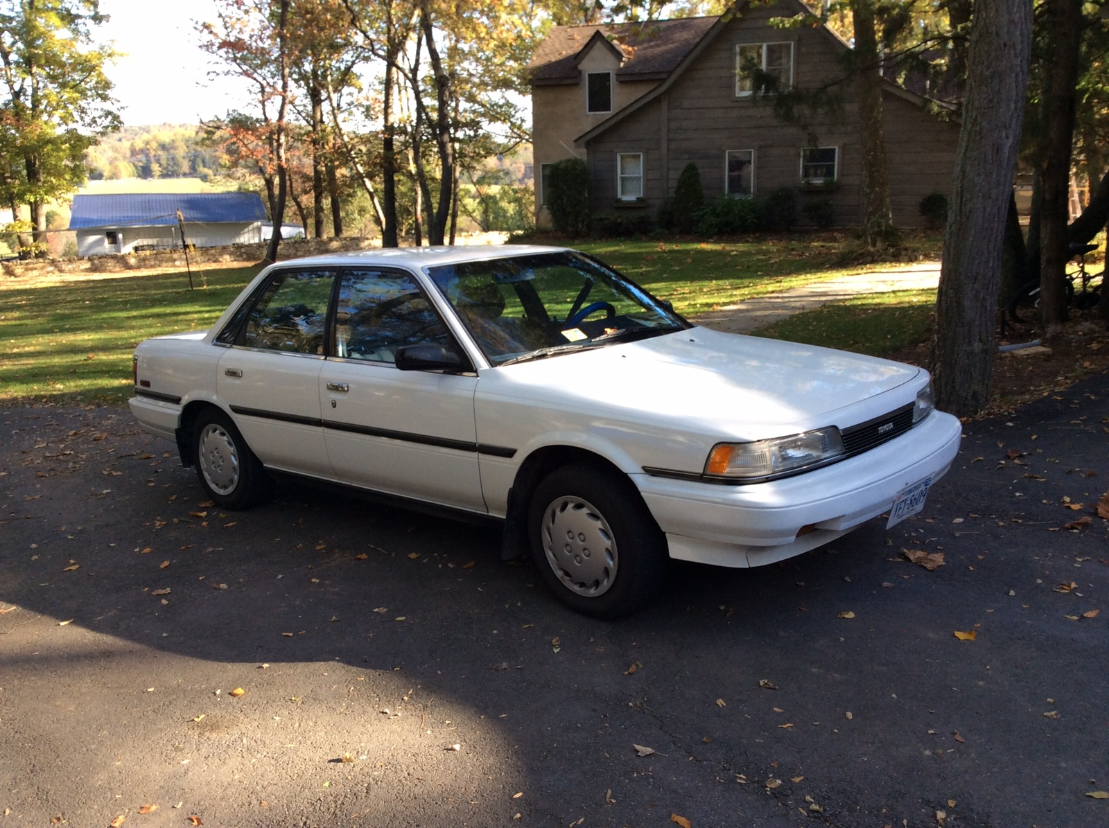 Toyota Camry Dx Awd Pic X on 1991 Toyota Camry Coil