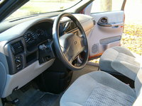 Picture of 2002 Chevrolet Venture LS Extended, interior