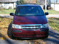 Picture of 2002 Chevrolet Venture LS Extended, exterior