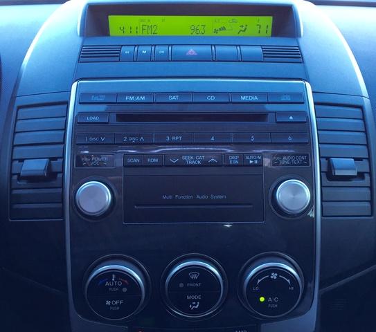 2009 Mazda Tribute Interior: 2008 Mazda MAZDA5