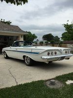 Picture of 1961 Chevrolet Impala, exterior