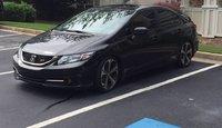 Picture of 2014 Honda Civic Si, exterior