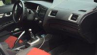 Picture of 2014 Honda Civic Si, interior