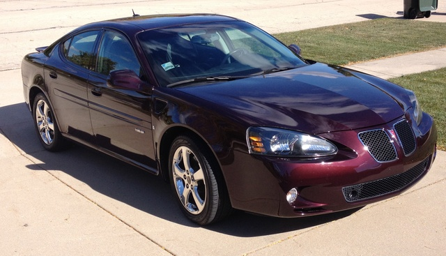 what 39 s your take on the 2006 pontiac grand prix. Black Bedroom Furniture Sets. Home Design Ideas