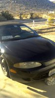 Picture of 1996 Mitsubishi Eclipse Spyder 2 Dr GS Convertible, exterior
