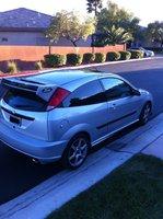Picture of 2004 Ford Focus SVT 2 Dr STD Hatchback, exterior