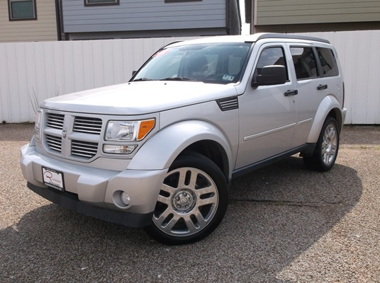 2011 Dodge Nitro Overview CarGurus