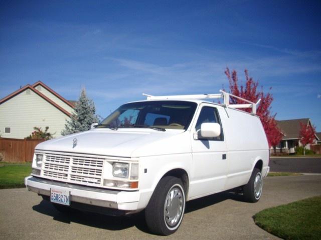 Picture of 1989 Dodge Caravan C/V Cargo FWD, exterior, gallery_worthy