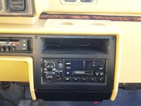 Picture of 1989 Dodge Caravan Cargo, interior