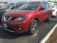 2016 Nissan Rogue, Front-quarter view., exterior, gallery_worthy