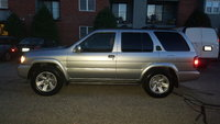 Picture of 2003 Nissan Pathfinder LE 4WD, exterior