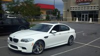 Picture of 2012 BMW M5 Sedan, exterior