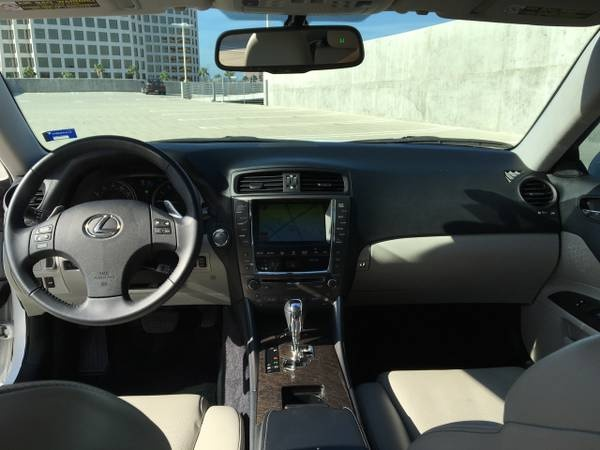 Picture Of 2009 Lexus IS 250 AWD, Interior, Gallery_worthy