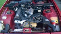 Picture of 1978 Porsche 924, engine