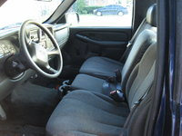 Picture of 2002 Chevrolet Silverado 1500 LS Short Bed 2WD, interior, gallery_worthy