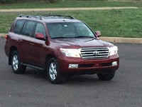 Picture of 2008 Toyota Land Cruiser Base, exterior