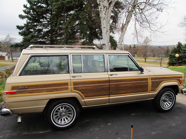 Picture of 1989 Jeep Grand Wagoneer