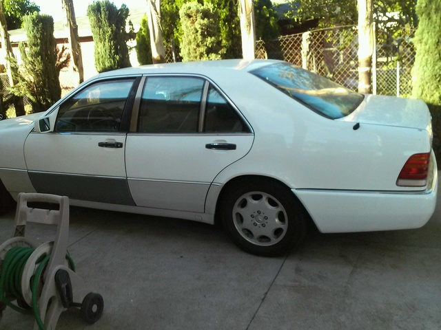 Picture of 1994 Mercedes-Benz 280