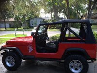 Picture of 1990 Jeep Wrangler STD, exterior