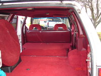 Picture of 1992 Chevrolet S-10 Blazer 4 Dr STD SUV, interior