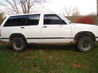 Picture of 1992 Chevrolet S-10 Blazer 4 Dr STD SUV, exterior