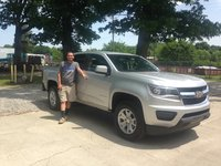 Picture of 2015 Chevrolet Colorado LT Crew Cab 5ft Bed, exterior