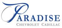 Paradise Chevrolet Cadillac logo