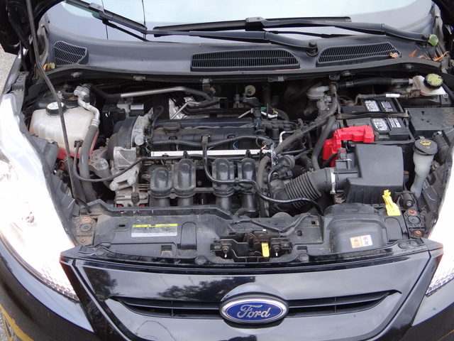 2012 Ford Fiesta Overview Cargurus