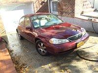 Picture of 2000 Mercury Mystique 4 Dr LS Sedan, exterior