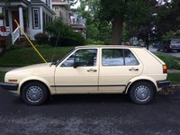 Picture of 1985 Volkswagen Golf 4 Dr Hatchback, exterior, gallery_worthy