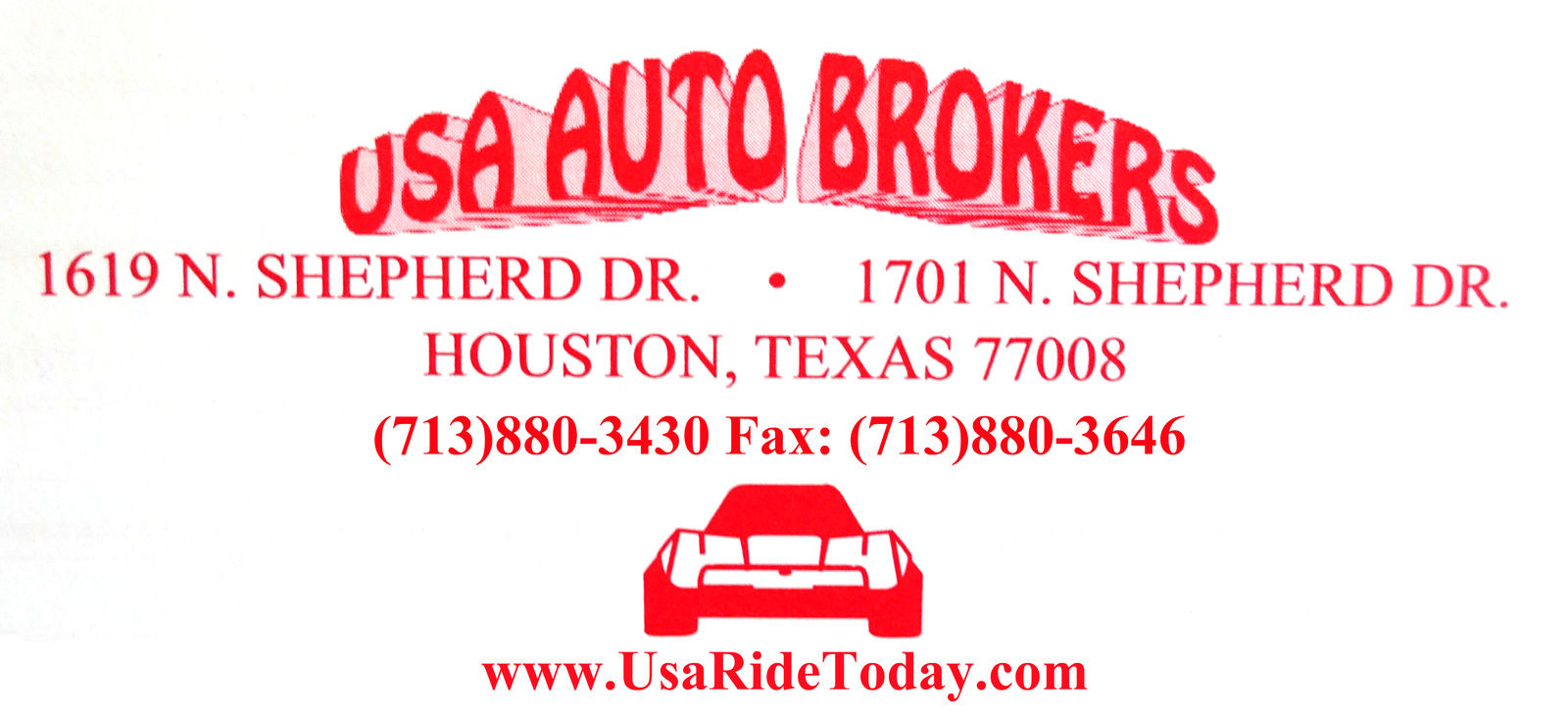 Houston Nissan Dealers >> USA Auto Brokers - Houston, TX: Read Consumer reviews, Browse Used and New Cars for Sale