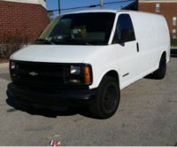 Picture of 2000 Chevrolet Express Cargo 3 Dr G3500 Cargo Van, exterior