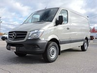 Mercedes-Benz Sprinter Cargo Overview