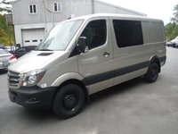 Sprinter Van For Sale >> Used Mercedes Benz Sprinter For Sale Cargurus
