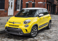 2016 FIAT 500L, Front-quarter view., exterior, manufacturer, gallery_worthy