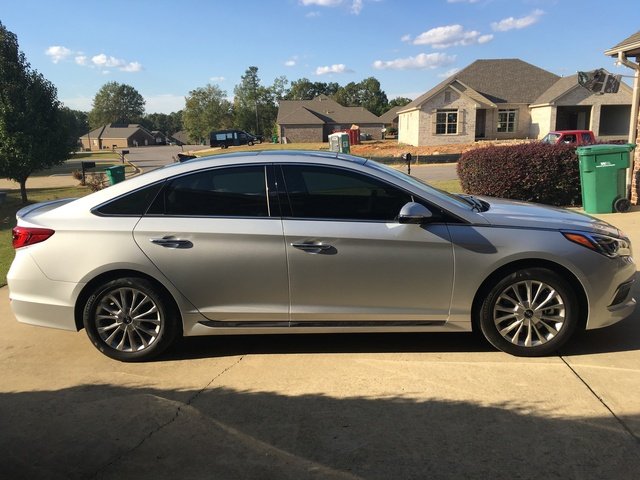 Picture of 2015 Hyundai Sonata 2.0T Ultimate FWD, exterior, gallery_worthy
