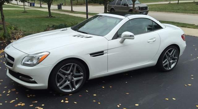 2014 mercedes benz slk class overview cargurus for Mercedes benz hardtop convertible 2014