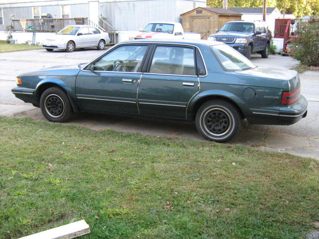 Picture of 1994 Buick Century Custom