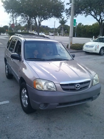 Picture of 2002 Mazda Tribute DX