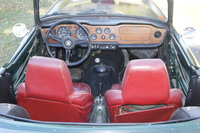 Picture of 1971 Triumph TR6, interior